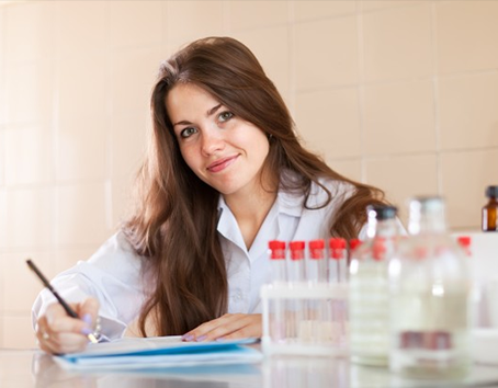 Certified Pharmacy Technician studying with RxTechExam